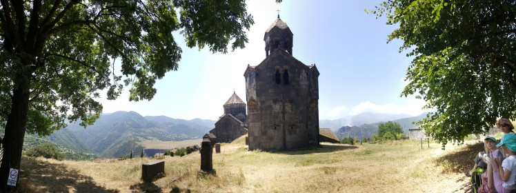Akht'Ala luostari Armenia