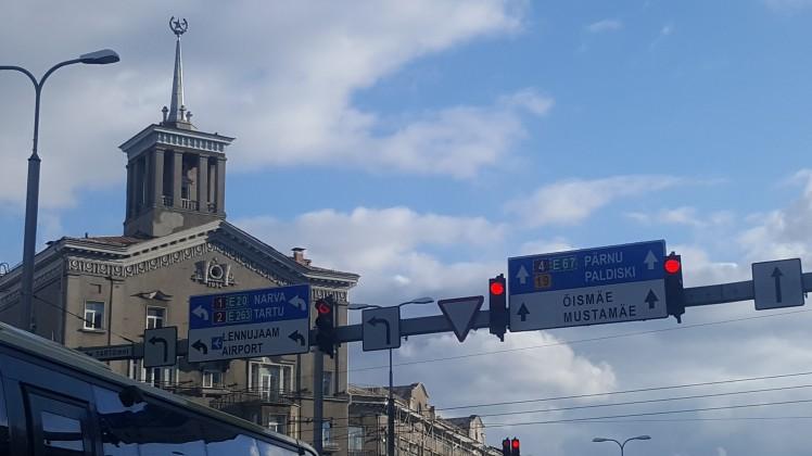 Tallinnasta etelään