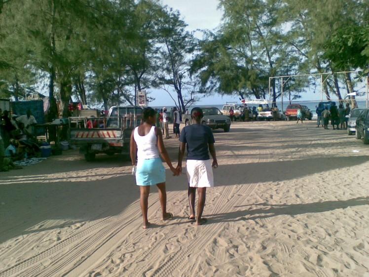 Playa Tofo Markkinapaikka