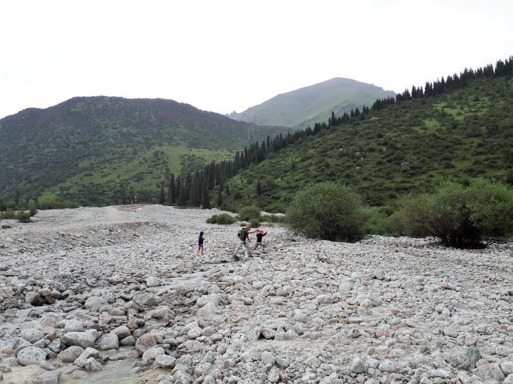 Ala-Archa river