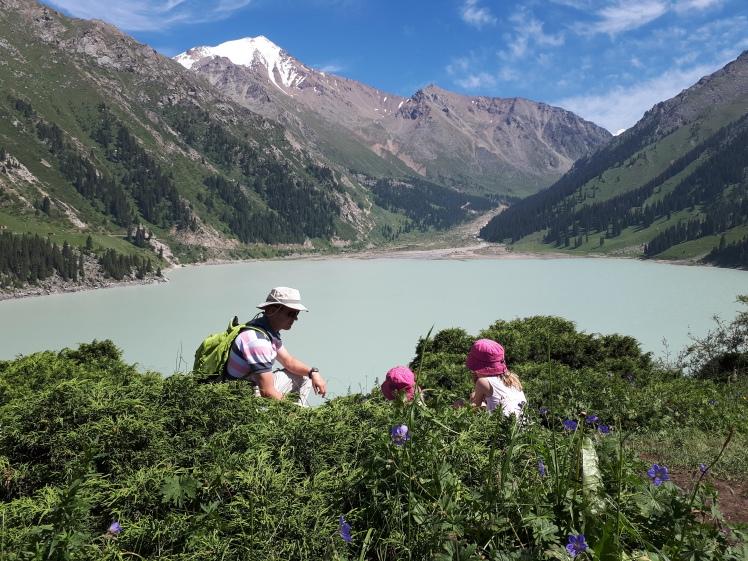 Picnic Big Almaty Lake