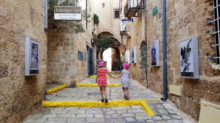 Jaffa, kaupungin kujia (2)