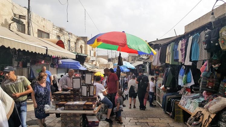 Jerusalen vanhakaupunki (2)