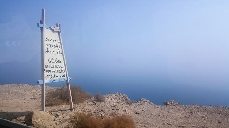Kuolleen meren rantaa (2)