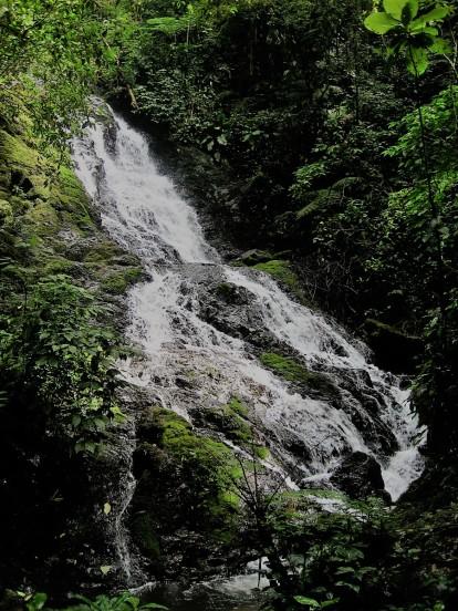 Cachoeira do Mirante, waterfalls in Intervales state park, Brazil