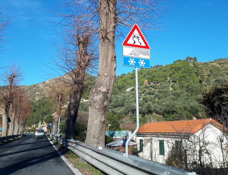 Liukas tie, Ventimiglia Italia