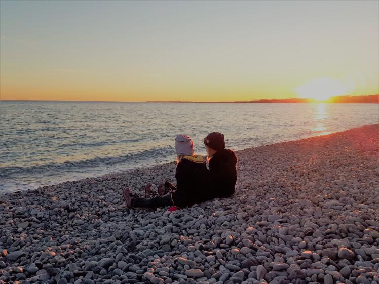 Vuoden viimeiset auringonsäteet, Nizza