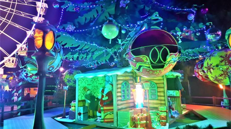 Joulukaruselli, Nizza