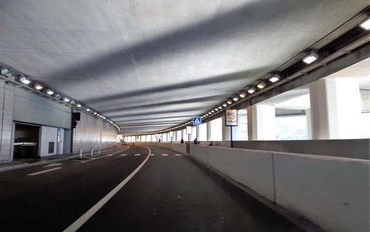 tunneli- monaco