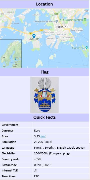 Lauttasaari Info