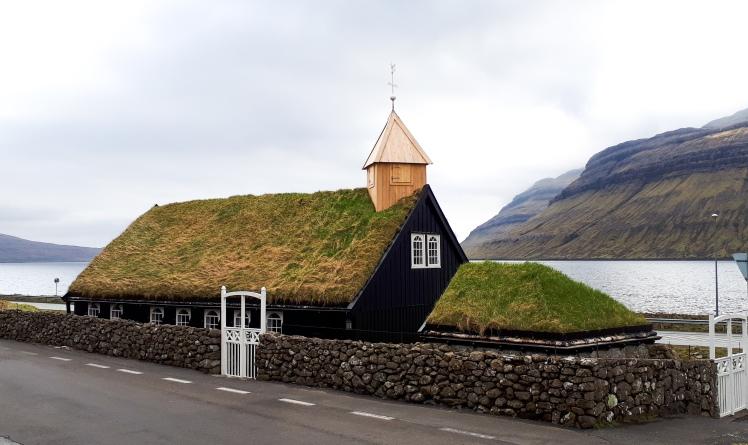 Kollafjørðurin kirkko