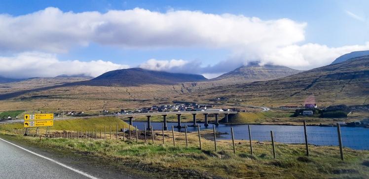Streymoyn ja Eysturoyn saaria yhdistävä silta, Färsaaret