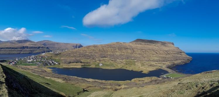 Slættaratindur, Faroe Island