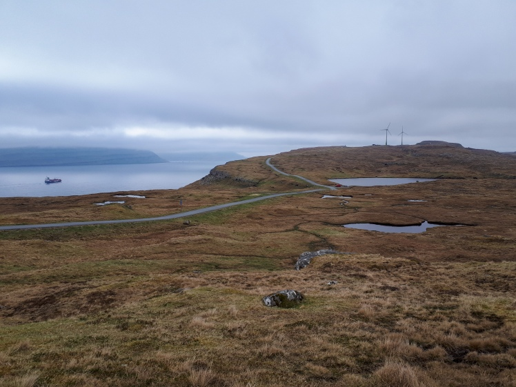 Nesvatn, Faroe Island