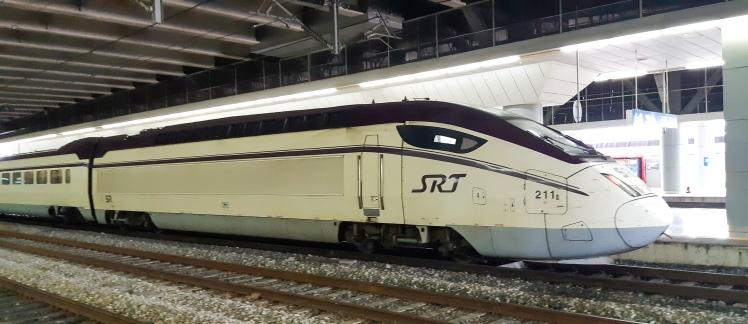 high speed train, South Korea