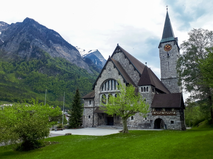 St. Nikolaus church, Liechtenstein