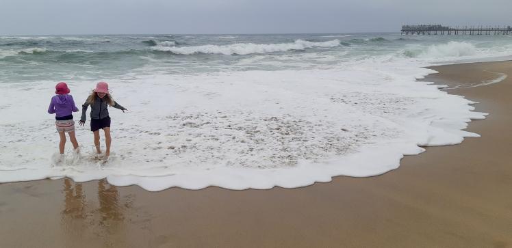 Swakopmund beach