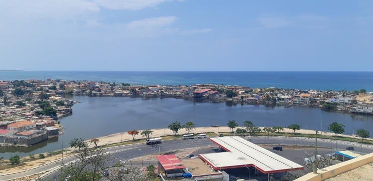 Ilha do Cabo, Luanda, Angola