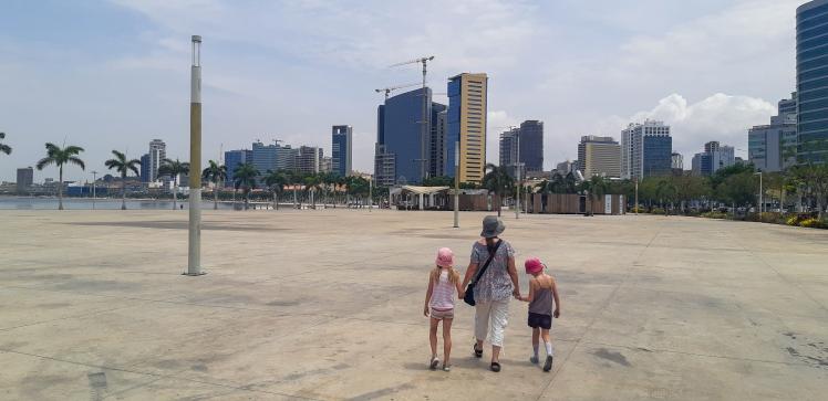 Baia de Luanda, Angola